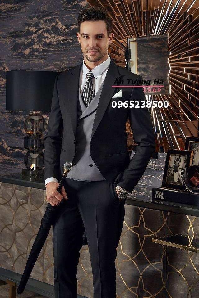 áo vest đuôi tôm 1