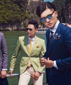 Áo vest nam nhiều màu