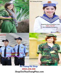 Bảo vệ, Bộ đội, Hải Quân