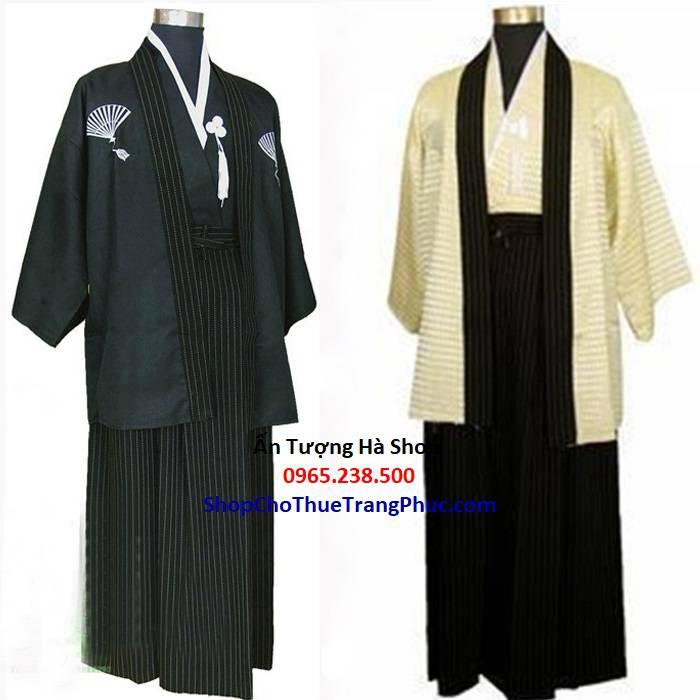 Kimono Samurai Nam
