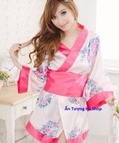 Kimono Yukata ngắn