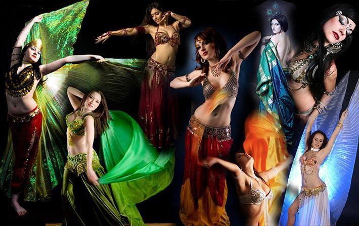 cho thuê trang phục múa Ấn Độ 1