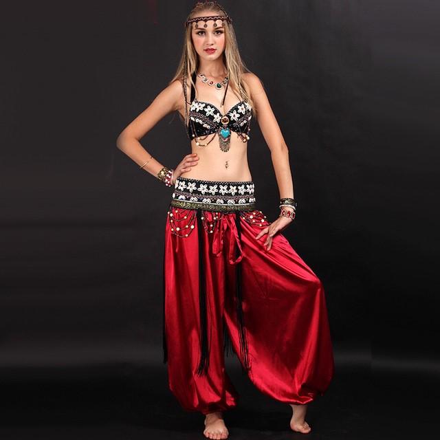 cho thuê trang phục múa Ấn Độ 2