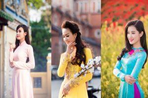 Những tiêu chí cần có của một địa chỉ cho thuê áo dài siêu đẹp, siêu rẻ và chất lượng 2