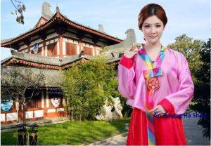 Ở đâu cho thuê trang phục Hanbok đẹp 2