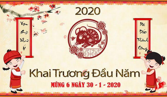 Ấn Tượng Hà Shop mở cửa khai trương đầu năm Canh Tý 2020 vào mùng 6 Tết 2