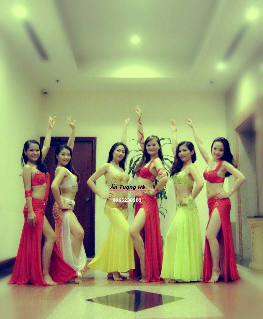múa belly dance ấn độ