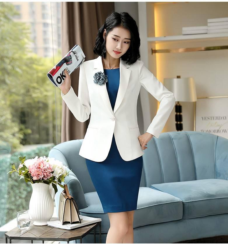 Áo Vest nữ công sở là trang phục chuyên nghiệp sang trọng và hiện đại 11