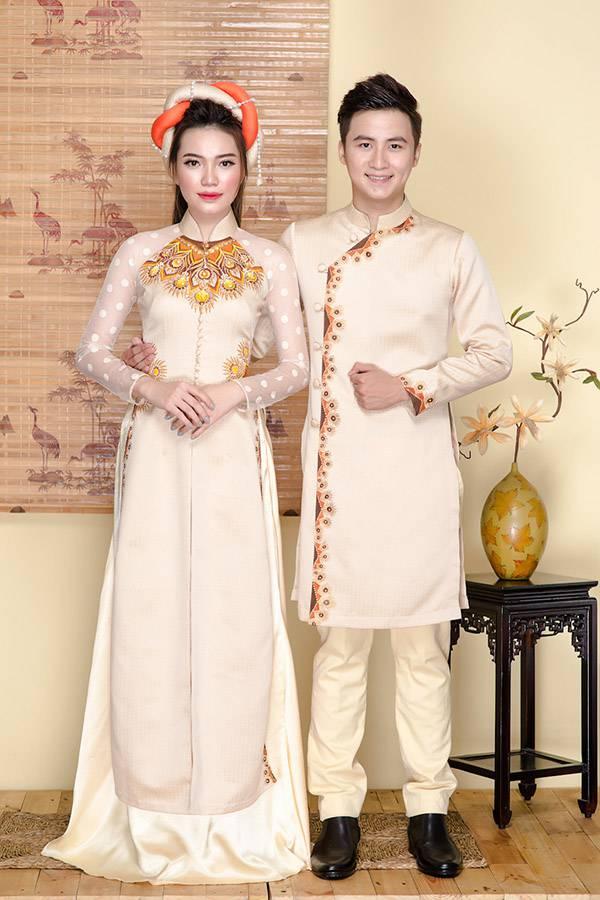 Tư vấn cửa hàng cho thuê áo dài cưới đẹp số 1 tại Sài Gòn 1
