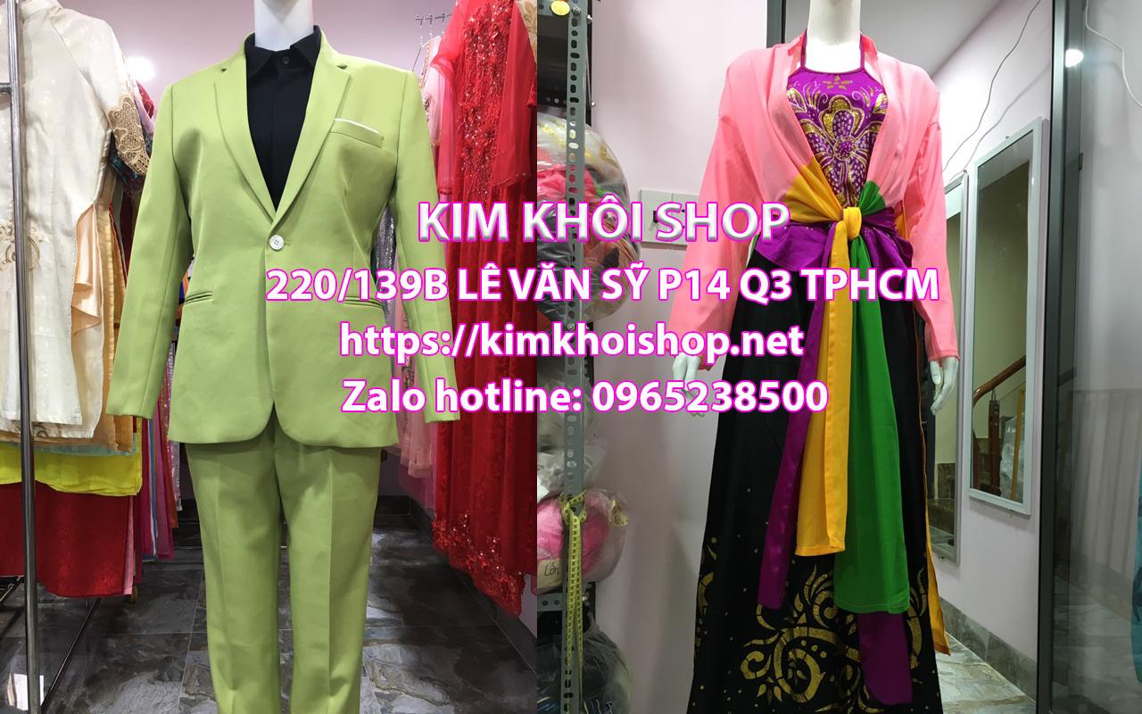 kimkhoishop.net cho thuê trang phục biểu diễn